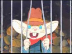 The song El Raton Vaquero by Cri Cri was the first time you heard someone speak English.   44 Things All Mexicans Know To Be True