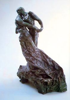 Eternal...'The Waltz' by Camille Claudel, 1889-90.