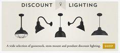 SALE - Discount Factory Lighting Fixtures