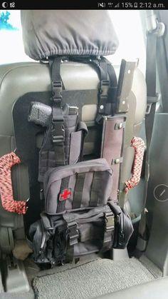 Все необходимое оружие под рукой