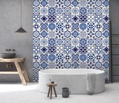 143 bathroom design trends you must know -page 3 Floor Murals, 3d Wall Murals, My Living Room, Interior Design Living Room, Tiles Texture, Traditional Wallpaper, Bathroom Interior Design, Bedroom Decor, Decoration