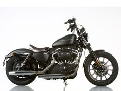 harley davidson sportster 883 bobber fotos y especificaciones técnicas, ref: Harley Davidson Sportster 883, Sportster Iron, Harley Davidson Bikes, Custom Bobber, Custom Bikes, Bobber Motorcycle, Motorcycles, Motorcycle Garage, Modern Cafe Racer