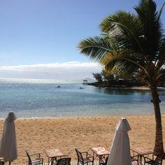 Aktuelles Strandbild vom Lux Grand Gaube auf Mauritius http://www.beauty24.de/Wellness-Angebote-Mauritius-Lux-Grand-Gaube-Mauritius-Details.html