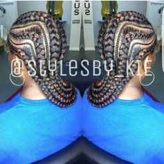 Neat corn rows Braid Hairstyles, Protective Hairstyles, Protective Styles, Black Girl Braids, Girls Braids, Back To School Hairstyles, Black Girls Hairstyles, Stich Braids, Cornrows Ponytail