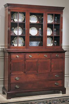 Lovely China Cabinet and Bar