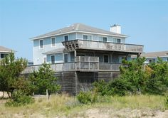 Twiddy Outer Banks Vacation Home - Take Five - Corolla - Semi-Oceanfront - 5 Bedrooms