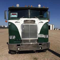1973 Freight Liner Cab Over