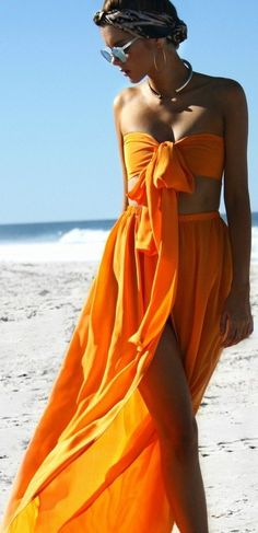 Boho Outfits, Summer Outfits, Fashion Outfits, Boho Hippie, Bohemian, Sisters The Label, Surfboard, Hawaii, Two Piece Gown