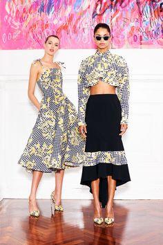 Christian Siriano Resort 2019 Fashion Show Collection: See the complete Christian Siriano Resort 2019 collection. Look 25