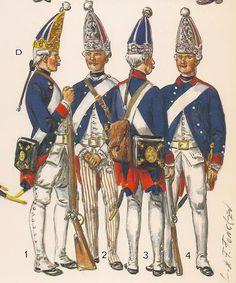 MINIATURAS MILITARES POR ALFONS CÀNOVAS: SOLDADOS de la Revolución Americana.- 1778-1783. por Liliane y Fred FUNCKEN