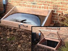 Egress Window Well Covers & Why Your Basement Needs Window Wells (and Well Covers Too ...