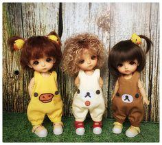 Trio of Lati dolls Cute Little Baby, Little Doll, Pretty Dolls, Beautiful Dolls, Reborn Dolls, Blythe Dolls, My Little Pony Unicorn, Cute Girl Hd Wallpaper, Cute Baby Dolls