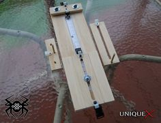Learn how to build a Compact Paracord Tying Jig. This tutorial shows everything required to make a professional quality Paracord Jig.