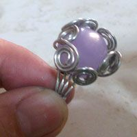 Wire Wrap Ring Design