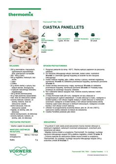 Ciastka panellets Make It Simple, Author, Party, Kitchen, Books, How To Make, Cooking, Baking Center, Livros