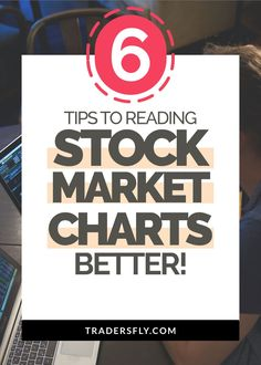 Stock Market - Check these 6 tips on how to read stock market charts better! Start earning more from your trades! Stock Market Chart, Stock Market Basics, Stock Charts, Stock Trader, Knowledge And Wisdom, Risk Management, Educational Videos, Trading Strategies, Make More Money