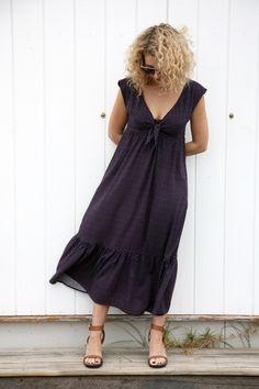 Tessuti Fabrics :: Pattern Review :: Style 1944 sundress :: vintage pattern