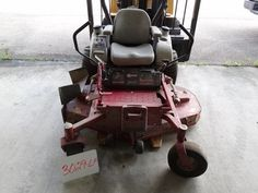 2006 Exmark Lazer Lawnmower Listing #13700 Ends: 8/24/2012 at 4:40pm