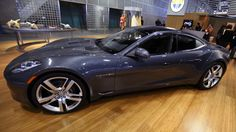 Fisker name dropped in favor of Elux, Karma relaunch pushed back