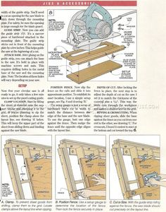 Vertical Panel Saw Plans - Circular Saw Tips, Jigs and Fixtures - Woodwork, Woodworking, Woodworking Plans, Woodworking Projects Woodworking Equipment, Learn Woodworking, Popular Woodworking, Woodworking Projects Diy, Woodworking Plans, Panel Saw, Wooden Toy Boxes, Garage Makeover, Home Workshop