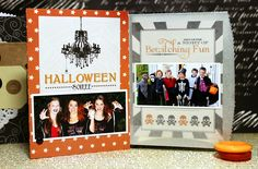 Scrap Plaisir: ** DT Scrapatalie : mini album Halloween **