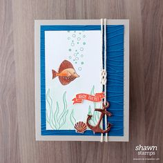 Seaside Shore by Stampin' Up!
