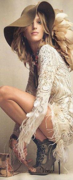 Bohemian Style ♥✤ Fashion Ed