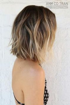 LA: BECOME YOUR MOST BEAUTIFUL SELF AT RAMIREZ|TRAN SALON. Cut/Style: Anh Co Tran. Appointment inquiries please call Ramirez|Tran Salon in Beverly Hills: 310.724.8167 by irenepo