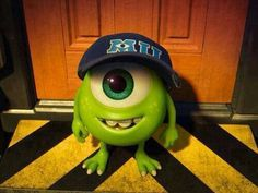 When Monsters Inc came out I was a little girl; but now I'm a college student when Monsters University.... coincidence?.... I think not!