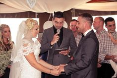 Alex & Jono's Wedding held in November 2014 Wedding Dj, Real Weddings, Groom, November, Bride, Celebrities, Wedding Dresses, Fashion, November Born