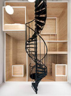 5   A Secret Design Studio Hides Inside This 100-Year-Old Dutch Tower   Co.Design   business + design