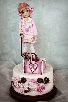 Cake Design   La Belle Aurore