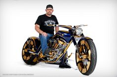 The Newmont Bike Orange County Choppers, Custom Choppers, Cycling Bikes, Motorbikes, Cars Motorcycles, Cool Cars, Harley Davidson, Vehicles, Arrow Quiver