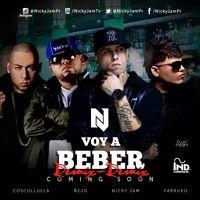 Nicky Jam Voy A Beber Remix 2 Ft ñejo Farruko Y Cosculluela By Kora Dj Radio Zaracay Fm On Soundcloud Dj Remix Radio