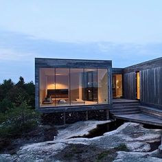 Summer cabin in Norway by Reiulf Ramstad Architects #interiors #interiordesign #architecture #decoration #interior #home #design #photogrid #bookofcabins #homedecor #decoration #decor #prefab #smallhomes #instagood #compactliving #fineinteriors #cabin #tagsforlikes #tinyhomes #tinyhouse #like4like #FABprefab #tinyhousemovement #likeforlike #houseboat #tinyhouzz #containerhouse