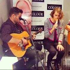 Oceans acoustic #backstage