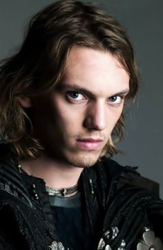 Jamie Campbell Bower - this looks as if it might be from Starz original 'Camelot?'