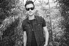Jared Followill of Kings Of Leon.  So hot!