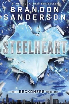 Steelheart by Brandon Sanderson. This fast-paced, futuristic science-fiction superhero story is the first in a series. When David was six, an unexplained explosion in the sky caused perpetual darkness and ordinary people to gain supernatural powers. These people became known as Epics. Two years later, David witnessed Steelheart, one of the most powerful Epics of all, murder his father. In the 10 years since his father's death, David has made it his mission to get his revenge.