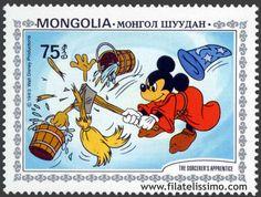 Mongolia - Fantasía (El Aprendiz de brujo)