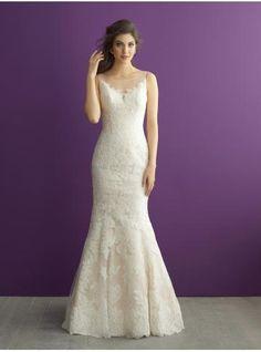 abiti da sposa da sposa sirena in pizzo