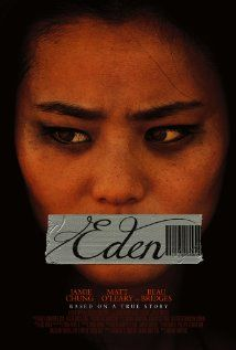 Eden (2012). A sensitively made yet disturbing movie about human trafficking in america. Never crosses the line into exploitation, and carefully rations scenes of violence. Jamie Chung is really mesmerising as Eden. Unlike other films on this theme, there is no handsome hero, no careful policework to save her... Eden becomes her own hero, and saves herself. It's based on the story of trafficking surviver Chong Kim.