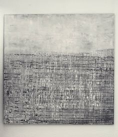 Saatchi Art: textured grey Painting by Christian Hetzel Texture Art, Texture Painting, Classic Paintings, Original Paintings, Abstract Paintings, Modern Paintings, Small Paintings, Oil Paintings, Landscape Paintings