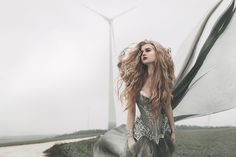 Windmills girl by Jovana Rikalo on 500px