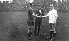 Pre-match handshake