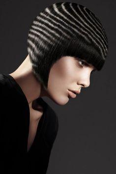 http://coultique.com/photographie/schwarzkopf-professional-german-hairdressing-award Benjamin Becker Styling: Jennifer Mertens Model: Lisette Hüttl Hair & Make-up: Christian Schild