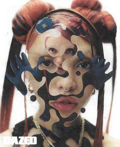 Princesa Punk, Ian Wood, Photocollage, Wow Art, A4 Poster, Art Moderne, Grafik Design, New Wall, Graphic