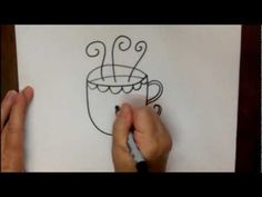 """Learn how to draw simple cartoons with doodleacademy. Quick and easy drawing instruction for beginners. Most videos are less than 3 minutes. Enjoy :) """"How to..."""