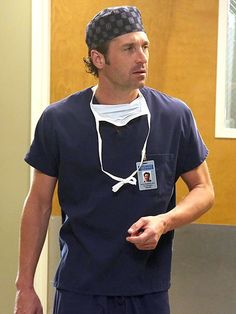 """Derek Shepherd is a permanent part of television history,"" Wilson says"