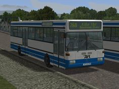 #Mercedes-Benz Bus MB O 405 Set 2. Ab #EEP10 http://j.mp/Bus-MB-O-405-Set2